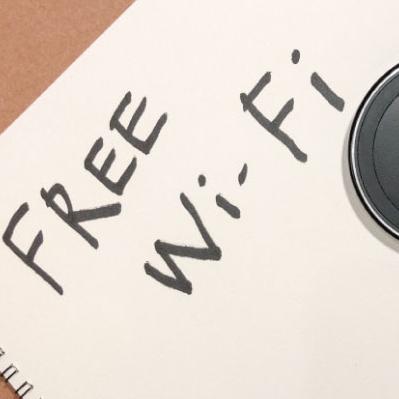 ビジネスに必須のWIFIが無料で利用できます